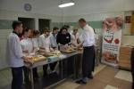 Warsztaty kulinarne dla ZSZ w Oleśnie