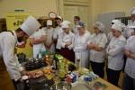 Warsztaty kulinarne w ZSiPO w Nysie