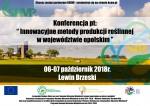 Innowacyjne metody produkcji roślinnej w województwie opolskim