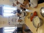 Warsztaty w szkołach gastronomicznych, prowadzone przez Koła Gospodyń Wiejskich