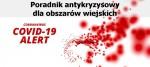 Poradnik antykryzysowy dla obszarów wiejskich - Newsletter 13/2020