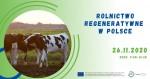 Rolnictwo regeneratywne w Polsce – zaproszenie na konferencję