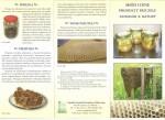 Miód i inne produkty pszczele.