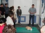 Certyfikowane szkolenie z zakresu pierwszej pomocy