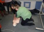 Szkolenie z zakresu pierwszej pomocy